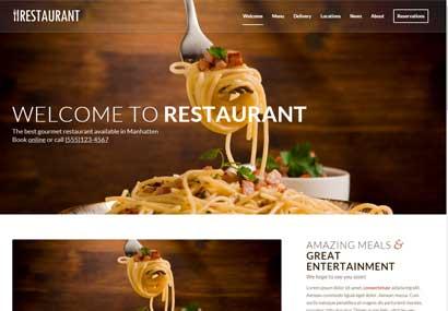Restaurant_Portfolio